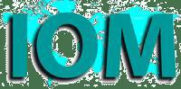 iom logo, IOM 2020, biennial congress
